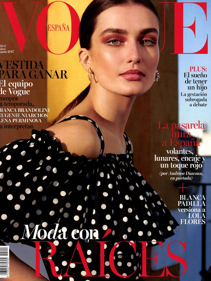 Vogue Marzo 2017