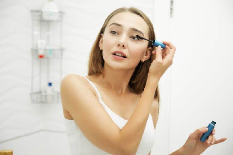 Maquillaje y sudor