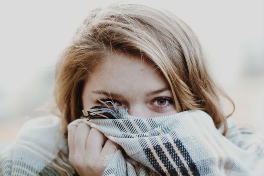 Cuidados faciales para el frío