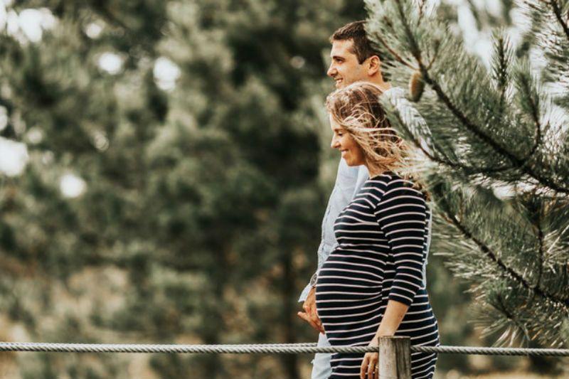 Cambios en el tercer trimestre de embarazo