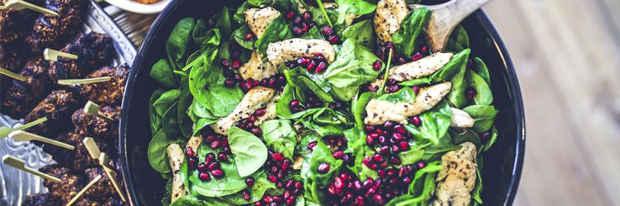 ensaladas frescas y ligeras para el verano