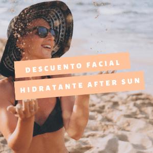 Promoción tratamiento de belleza facial hidratante en Madrid