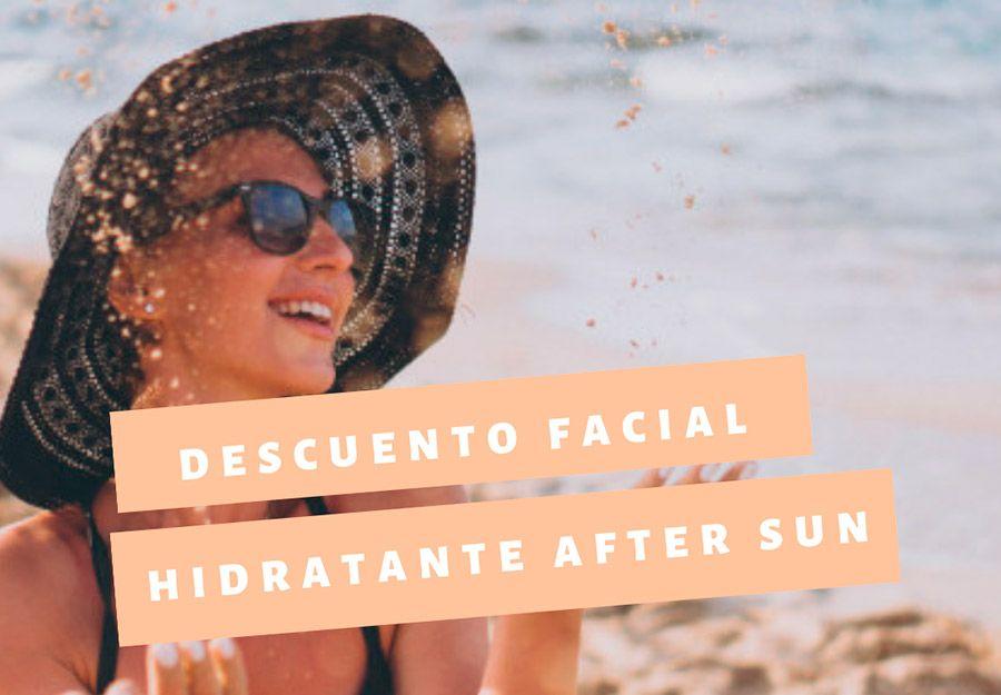 descuento 20 facial hidratante madrid septiembre