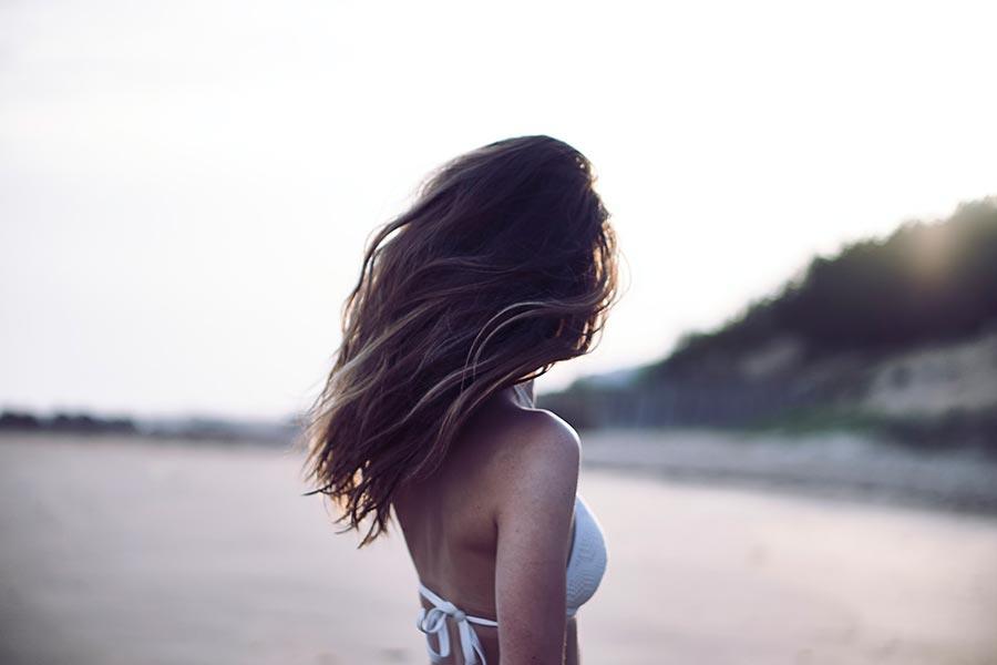 Hidratacion del pelo para el calor