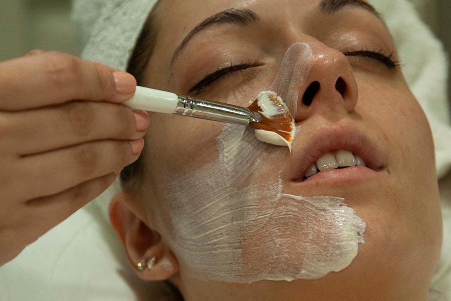 Evitar irritaciones en la piel por uso de mascarilla