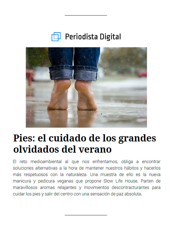 Periodista digital 29 Julio