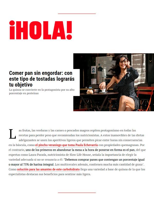 Revista Hola 17 Julio