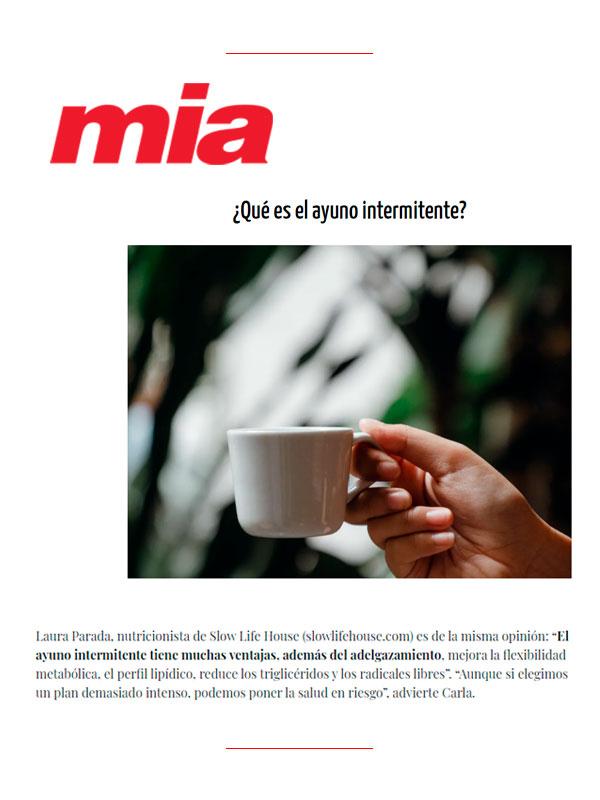 Revista Mia 26 de Mayo