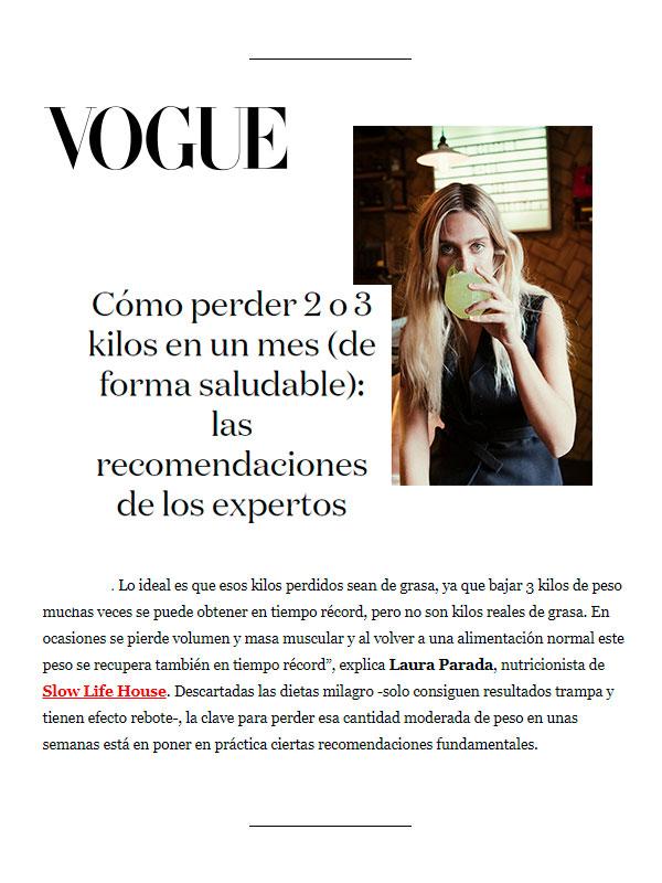 Revista Vogue 19 Julio